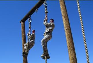 Outdoor Climbing Ropes