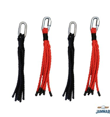 Ninja Course Multi Rope Grab | NC-1