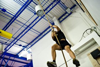 Indoor Climbing Ropes