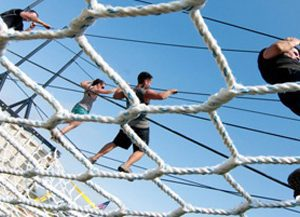 Fall Protection & Personal Safety Nets